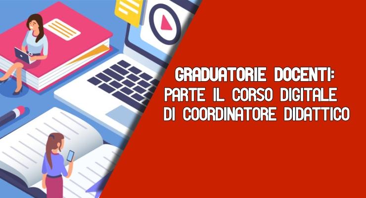 Corso Digitale di Coordinatore didattico